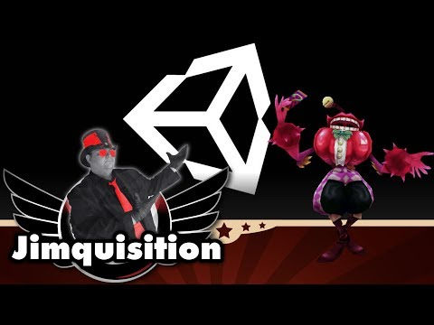 Unity Has An Image Problem (The Jimquisition)