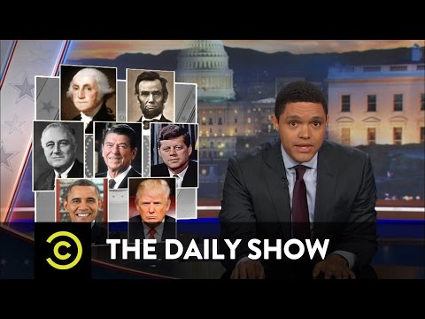 The Daily Show - The 2016 Election Wrap-Up