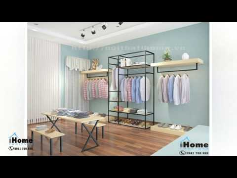 Top 9 mẫu thiết kế Shop - Cửa hàng thời trang nam đẹp nhất 2017