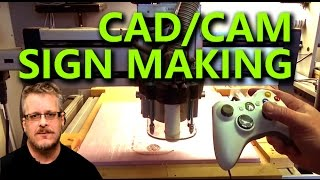 CAD/CAM Sign Making - Rookie Mistakes Made!