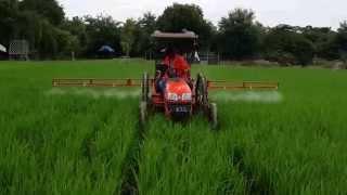 Tractor Lift Kits Fertilizer Sprayer