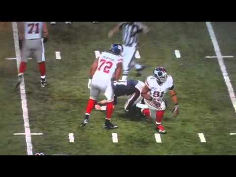 NY Giants Super Bowl XLVI - Written in the Stars