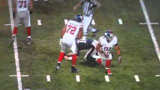 NY Giants Super Bowl XLVI - Written in the Stars