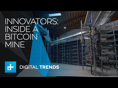 Inside A Bitcoin Mine That Earns $70K A Day
