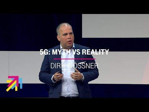 Social Media Post: Dirk Wössner about mobile communication standards | Digital X...