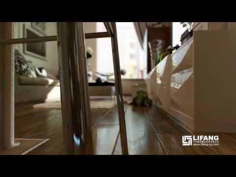 HD Interior Design CGI Animation Walk through