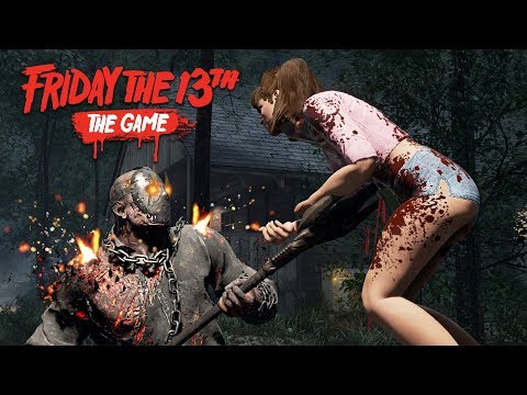 BRUTAL JASON!! (Friday the 13th Game)