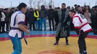 Каримов Алишка Айбек Сергалиев Балуан Наурыз 23.03.2019 Кенбидаик Наурыз