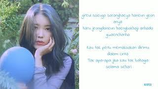 [Indo Sub] IU (아이유) UNLUCKY Lirik dan Terjemahan |Rom|Indo|