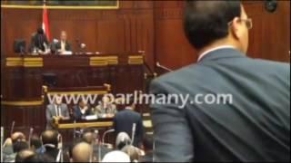 عبد الحميد كمال ينسحب من اجتماع محلية البرلمان بعد مشادة مع رئيس اللجنة