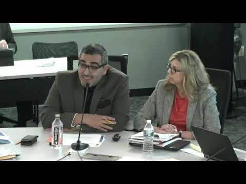 School Board Work Session FY20 Budget 5-2-19