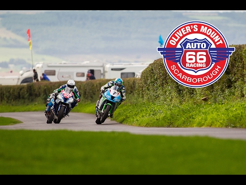 OLIVER'S MOUNT - SCARBOROUGH SPRING CUP PART 1 - Full TV Show