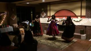 Chicago Bunts Diwali dance 2014