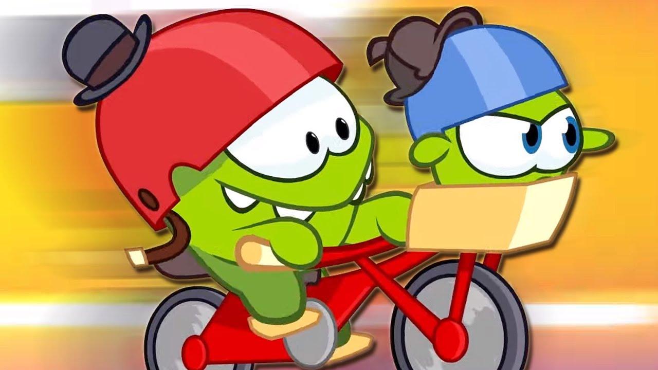 Baby Om Nom il Detective ed altre avventure! Cartoni animati per bambini