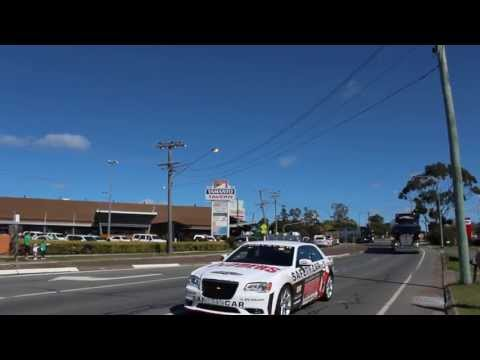 2013 Coates Hire Ipswich 360 - V8 Transporters Parade [HD]