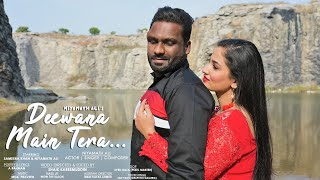 Deewana Main Tera   Niyamath Ali & Sameera Khan   Latest Hindi Song 2021  Silly Monks Music
