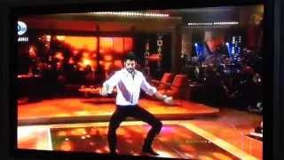 Burak Özçivit Zeybek Dansı Beyaz Şov