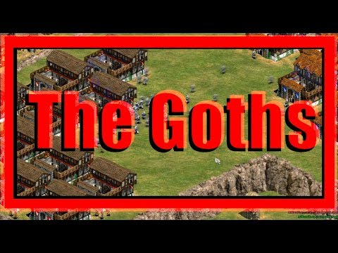 The Goths: Tech Tree And Strategy - AoE2 DM