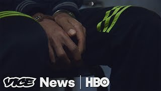 We Talked to Captured ISIS Fighters  VICE News Tonight on HBO (Full Segment)