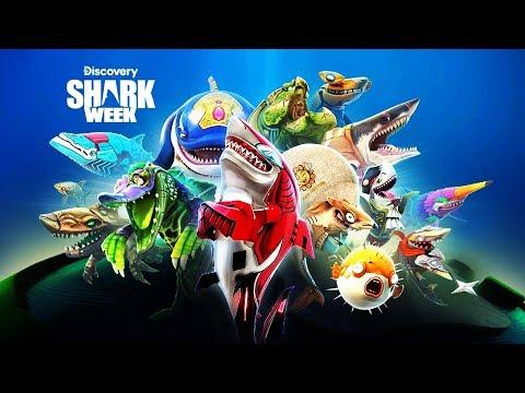 Hungry Shark World - Голодная Акула прохождение игры Эпизод 1