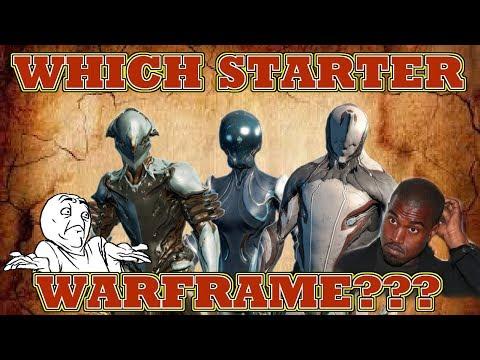 Best Starter Warframe thumbnail