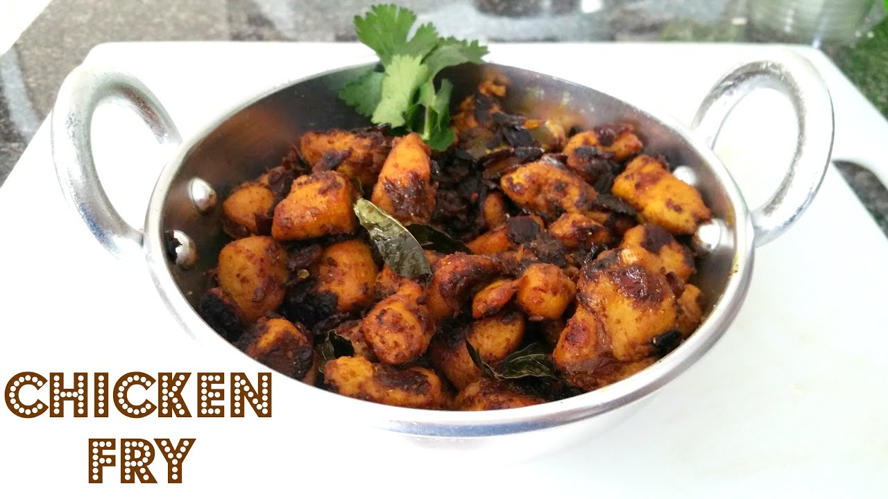 Chicken Breast Fry Indian Style Youtube