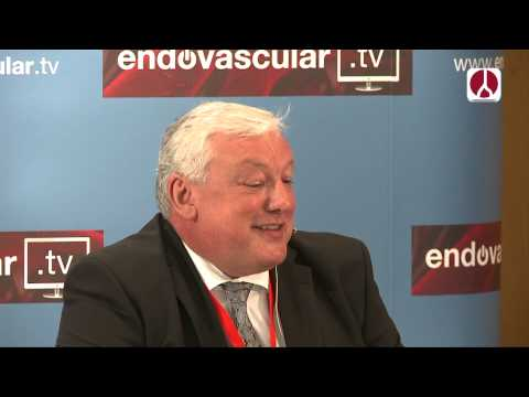 Interview with Dr. Peter Taylor at endovascular.tv, SITE 2013, Barcelona