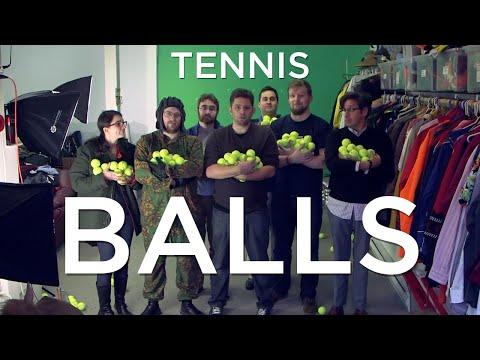 KickStarter Tennis Balls!