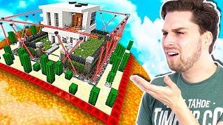 Veiligste Redstone Huis OOIT in Minecraft!🔥