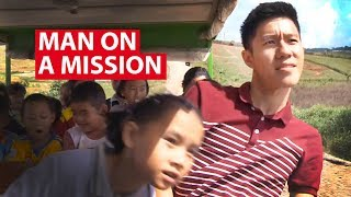 Man On A Mission To Save Children From Poverty And Drugs | On The Red Dot | CNA Insider