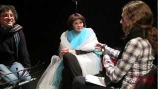 """Teatro Garage: """"I musicisti hanno gli occhi belli"""", Maria Grazia Tirasso e i Theatralis"""