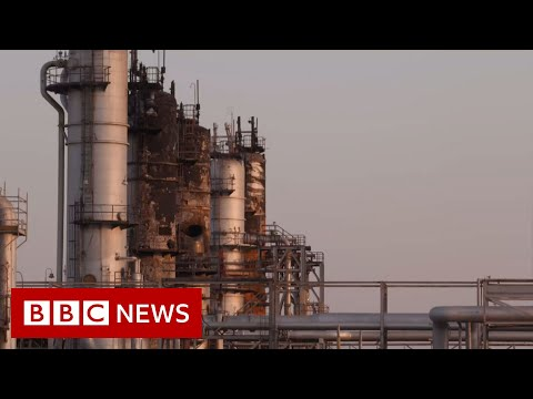 Saudi Arabia oil attacks: A look at the damage - BBC News