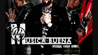 Wisin Y Yandel Ft. Franco El Gorila - Musica Buena (Version Larga)
