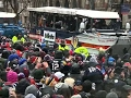 Boston cheers Patriots with Super Bowl parade