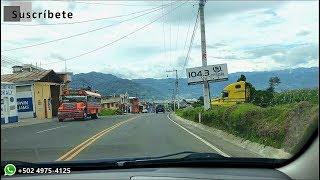 Download Video LLEGANDO A SAN MARCOS GUATEMALA   UN LARGO VIAJE 4/8 MP3 3GP MP4