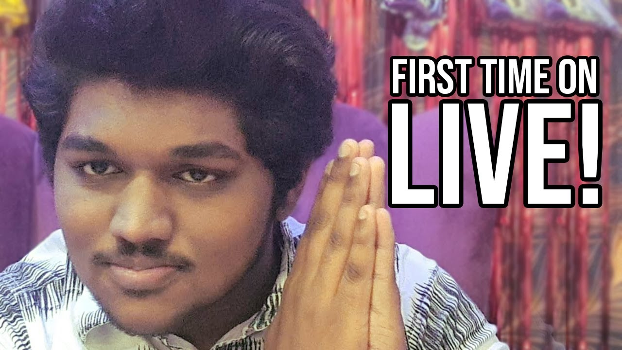 PREM KARLIN ON LIVE! || for the FIRST TIME ever!