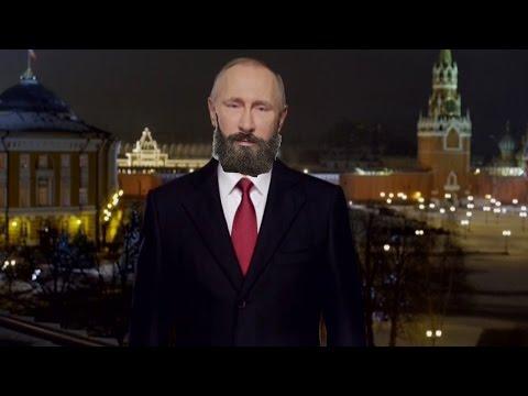 Новогоднее обращение В.Путина 2025 год - Видео приколы ржачные до слез