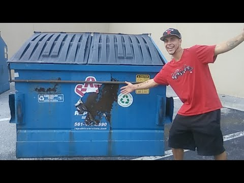 DUMPSTER DIVING WHILE STORES ARE OPEN, ULTA, BED BATH & BEYOND, GAMESTOP, SALLYS, & MORE!!
