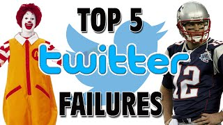 Top 5 Twitter Failures - GFM