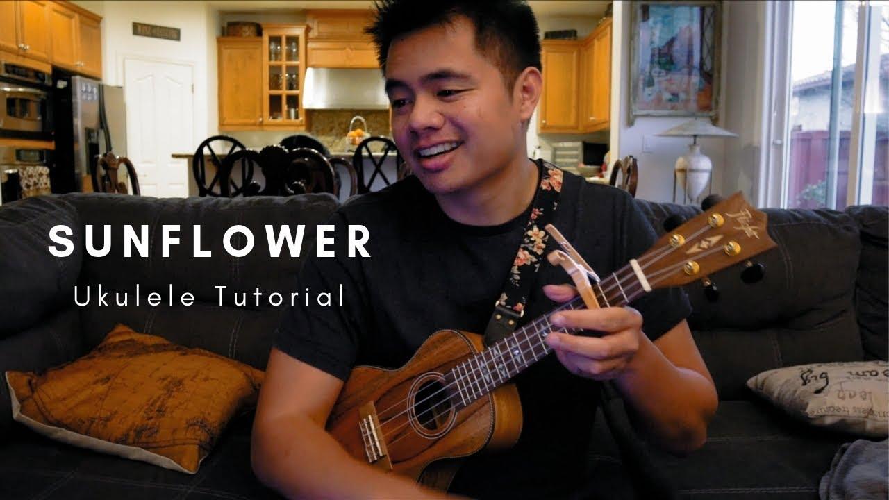 Download Sunflower - Post Malone (Ukulele Tutorial)