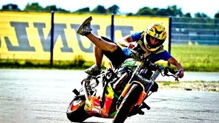 Видео урок: дрифт на мотоцикле