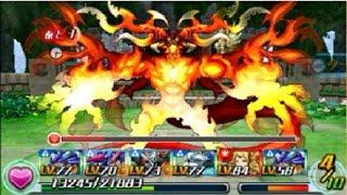 Repeat youtube video 【パズドラZ】幻影の絵馬 地獄級に挑戦!!