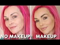 Faking Perfect Skin - No Makeup Makeup | Kandee Johnson