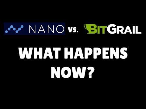 Lawsuit Against Nano (XRB) - what now? BitGrail insolvent? Zcash (ZEC) helps out in Venezuela!