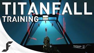 TitanFall Pilot Combat Simulator - Full Wakthrough Insane Graphics Preset PC
