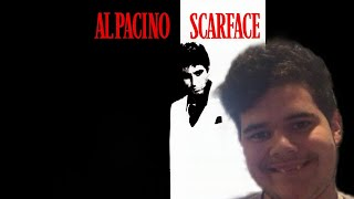 Me Acting Out The Movie Scarface