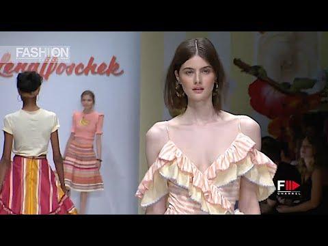 LENA HOSCHEK Spring Summer 2019 MBFW Berlin - Fashion Channel