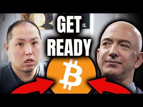 BITCOIN HOLDERS GET READY!! VERY BULLISH NEWS INCOMING!!