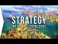 25 Upcoming PC Strategy Games in 2020 & 2021 ► New RTS, Turn-based, 4X & Real-time Tactics!