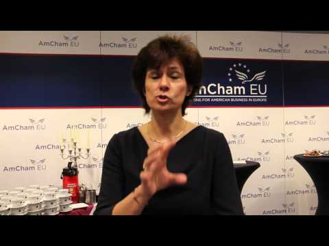 Susan Danger discussing new WTI study 'TTIP and the EU Member States'